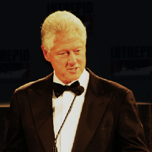 President Clinton And Tea Party Terrorists