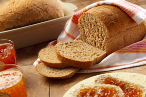 Go Foods Whole Wheat Bread
