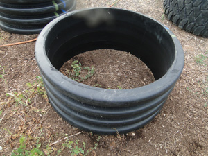 Culvert For Compost