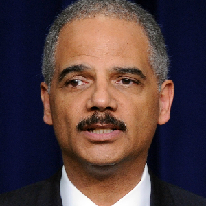 Eric Holder Plays Race Card