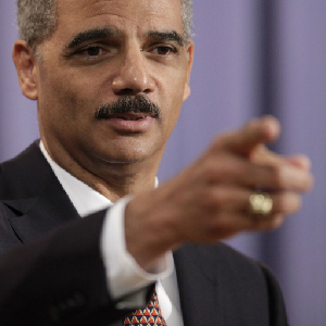 The Fast And The Spurious V: Holder's Last Stand