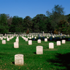 Justice Department Investigating Arlington National Cemetery