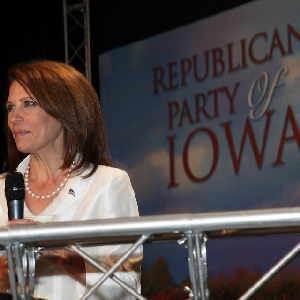 With Bachmann Ames Win, Lines Drawn In GOP Race