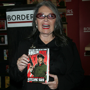 Roseanne Barr Seeking President For 99 Percent