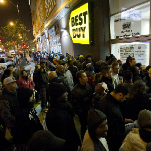 The OWS-Black Friday Connection