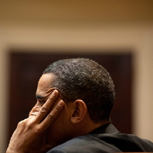 Obama's Breaking Point