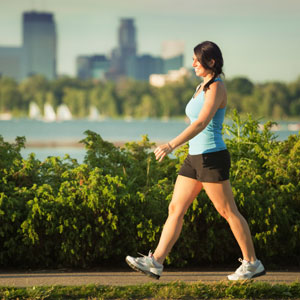 Walking And Standing: The Two Best Exercises