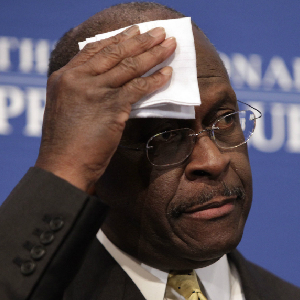 Cain Appears Confused About Libya