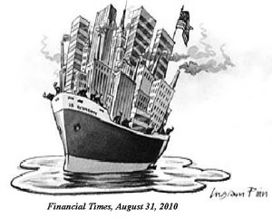 Titanic Arrogance: Obama Is Sinking America