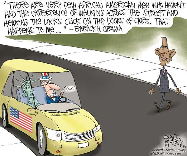 Profiling Obama