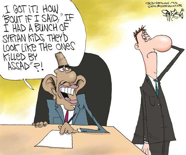 Obama's Syrian Kids