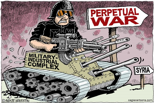 Toward Perpetual War