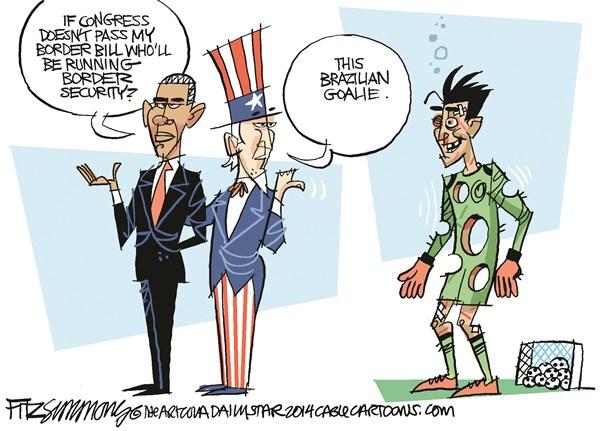Border Security?