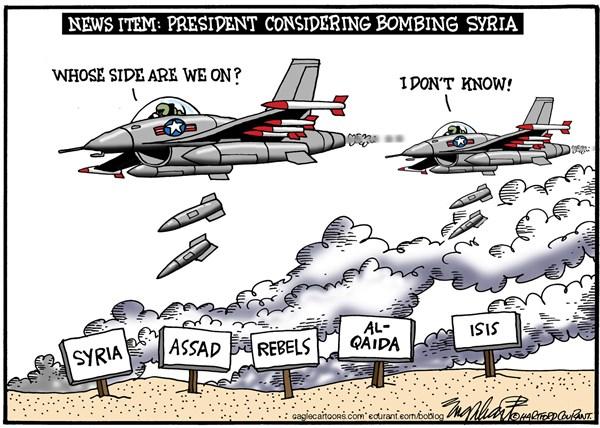 Bomb Syria