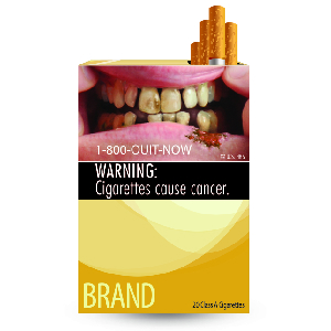 FDA Releases New Warnings For Cigarette Packs