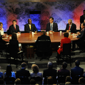 Debate At Dartmouth Docile, Romney Shines In Media Eyes