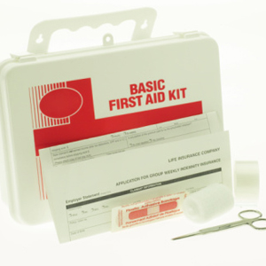 Make Your Own First-Aid Medical Kit