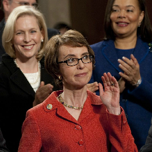 Gabrielle Giffords Officially Resigns