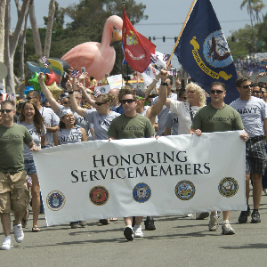 Gays In Military Seek More Reform