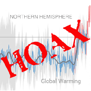 Shocking Proof&#8230; Global Warming is a Hoax
