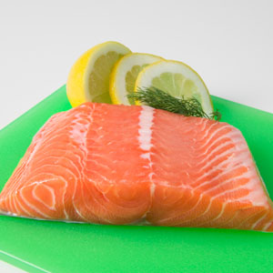 Genetically Modified And Unlabeled Salmon