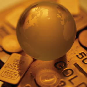 Worldwide Financial Fears Send Gold Prices Soaring