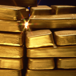 Gold Defying Expectations&#8230;And Gravity