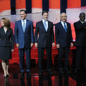 GOP Hopefuls Debate National Security