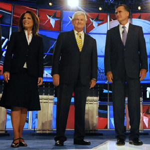 Republican Candidates Face Off