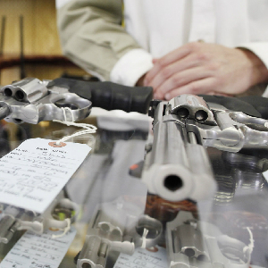 Firearm Sales Soared Through Holidays