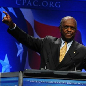 Herman Cain: Banning Mosques Is 'Not Discriminating' Against Muslims