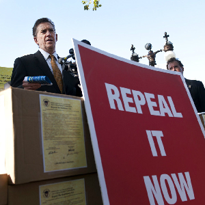 Republicans Put The Heat On Healthcare Reform