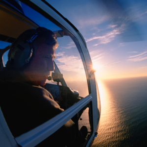 Staying Positive: Lessons From A Helicopter Pilot