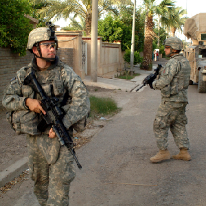 5 U.S. Troops Killed In Iraq