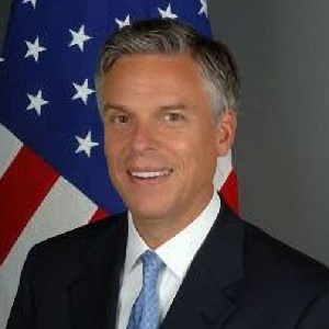 Jon Huntsman: No Criticism For Obama?