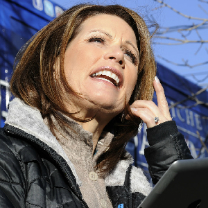 Tea Party Express Offers Support To Michele Bachmann