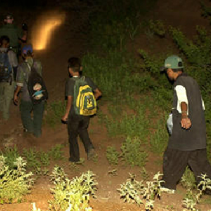 Fewer Illegal Border Crossers Reported