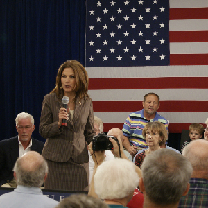 Busy Campaigning, Bachmann Misses House Votes