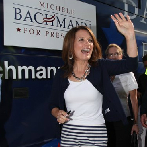 Bachmann Ignores New Hampshire