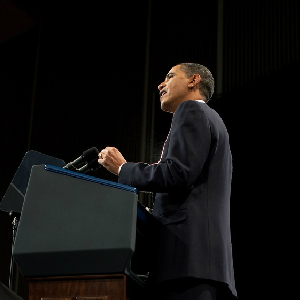 Obama Hints At 14th Amendment: 'The Idea Of Doing Things On My Own Is Very Tempting'
