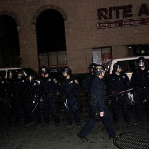 Militarized Police Forces Attack Occupy Camps