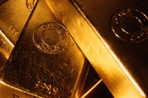 Gold Prices Rise Against A Weaker Dollar