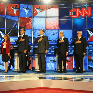 Playground Politics: Blitzer Bullies Paul While Others Sprint Backward On Issues