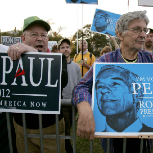 Ron Paul Doesn't Exist