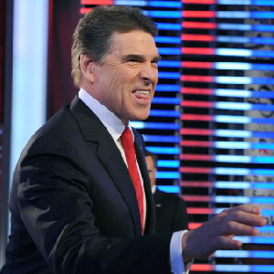 Rick Perry Gaffes Again