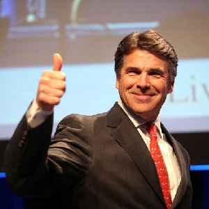 Perry To Give Speech Signaling Presidential Intentions