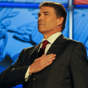 Rick Perry's Despicable Lie