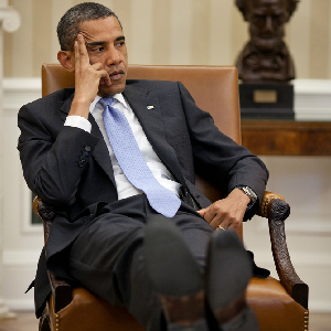 Battleground state polls paint dismal picture for Obama re-election