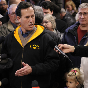 The Faux Conservatism Of Rick Santorum