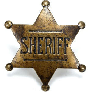 Sheriffs Standing Tall
